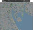 フランス機が皇居や東京駅など都心低空飛行 騒音避けるルート外れる
