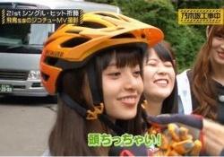 これワロタw 齋藤飛鳥×秋元真夏の頭の大きさ比較が面白すぎるwww
