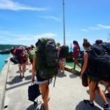 『パンガン島 から タオ島へ ホッピング!』の画像
