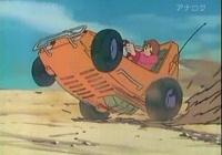『アニメで未成年が車を運転する描写ってどう思う?』の画像