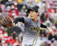 【阪神】及川雅貴6回2死二塁のピンチを0封「よかった」今季10ホールド目