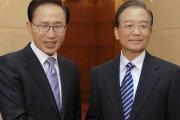 中国・温首相「紛争は日本が軍国主義を清算できなかったからだ」→韓国・李大統領「日本の右傾化が周辺国の不安要因」