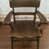 『【iPhoneから投稿】柏木工のウィルダネスの特製ミニ椅子』の画像