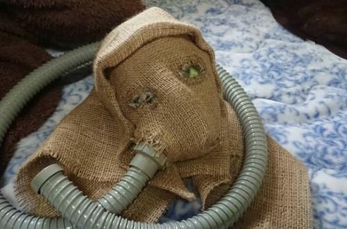 【画像あり】ワイの作ったマスク見てくれやwwwwwwwwwwwwwwのサムネイル画像