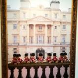 『バッキンガム宮殿とロンドンの風景』の画像