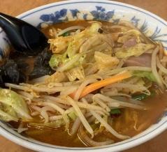 イオン加賀の里店隣り「大連飯店」餃子発祥といわれる大連料理のお店で刀削麺を食べる