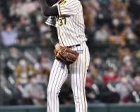 【阪神】及川雅貴が先頭四球も1回0封「次の投手へつなぐことができた」