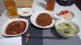 仕事から帰ってきたから麻婆豆腐と炒飯作ったぞ(※画像あり)