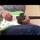 『ジェフベックのスライドギターのインスト「 I can't give back the love i feel for you」をコピーしてみた。』の画像