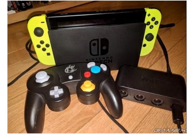 【朗報】Switch、アプデでGCコントローラが使用可能に!ということはVCが・・・