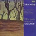GB DECCA SXL6714 アンタル・ドラティ フィルハーモニア・フンガリカ コダーイ 管弦楽集
