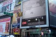 <丶`∀´>「朝鮮戦争参戦ありがとうニダ」NYに超大型広告
