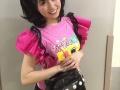 【画像】ももクロのあーりんこと佐々木彩夏さんブログにて惜しげもなく乳を強調するwwwww