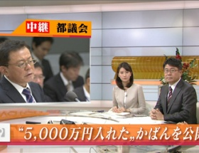 猪瀬知事が新刊!!タイトルは「勝ち抜く力」wwww