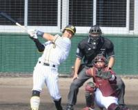阪神ドラ1・佐藤輝 実戦4戦連続安打 井上二塁打で好機拡大、原口逆転適時打