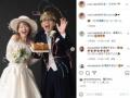 【画像】山寺宏一、31歳年下アイドル妻のウェディングドレスに大興奮。