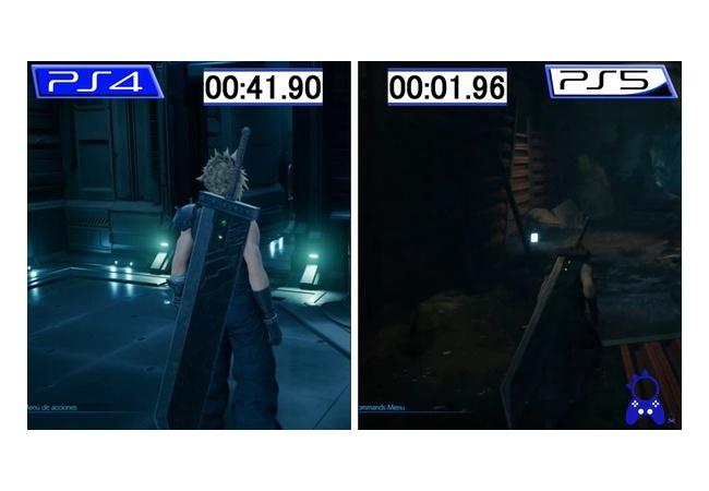 【朗報】PS5凄かった!!『FF7リメイク』 ロード時間くっそ早くなるwwwwwww.