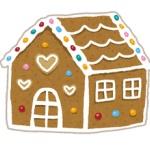 【画像】喪女がお菓子の家作ったよwww
