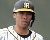 阪神・江越が2軍チーム1号 西武・榎田から右翼席へ 試合前には山川と打撃論