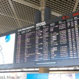 『サンフランシスコ旅行記2 成田空港のIASSラウンジ1とKALラウンジ(プライオリティパス対応)を利用』の画像