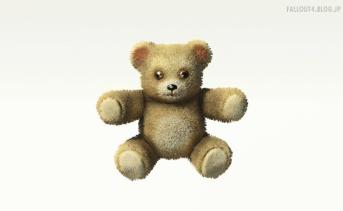 Teddy bear Remeshed v1.2
