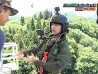 【日向坂46】バンジーを背中から飛んだ?強者wwwwwwwwwww