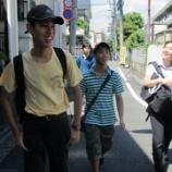 『【早稲田】三年生職場見学②』の画像