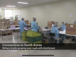 【新型コロナ】BBC「韓国で売られてるマスクにウイルスが付きまくってるんだがwwwwww」