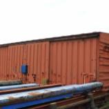 『放置貨車 ワム80000形ワム88378』の画像