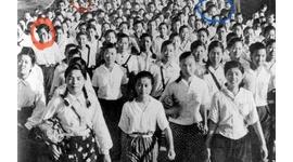【画像】朝日新聞「弊社には1944年に増産のため工場へ出勤する女子挺身隊の写真が残っていました」→合成写真と判明、戦時中から捏造していたと自白して炎上wwwww