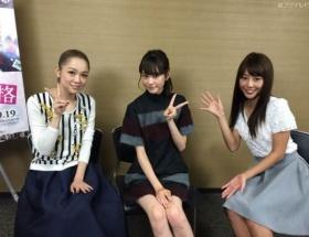 【悲報】西野カナさん、桐谷美玲と女子アナに公開処刑される