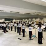 京都明徳高校マーチングバンド部日記