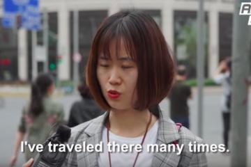 中国の若者に日本のイメージをインタビューした結果、まさかの....!!