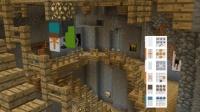 地下鉱山都市の完成