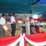 『2011.05.10 カンボジア赤十字記念行事での贈呈式』の画像