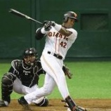 『【野球】G・アンダーソン、誕生日ソングに感謝打「すごくうれしかった」』の画像