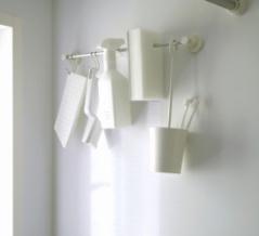 ずっと愛用したい、お気に入りの100均お掃除グッズ!シンプルで収納に便利!