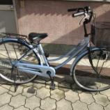『リサイクル自転車 27インチ軽快車 』の画像