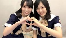 【乃木坂46】矢久保美緒、柴田柚菜かわいい!この二人も同い年か!