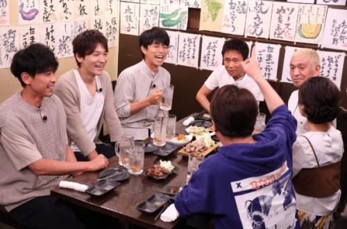 【V6】坂本、ジャニー喜多川さんをシメてた説 松本人志「それはYOUダメだよ」のサムネイル画像
