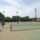 『テニス部復活』の画像