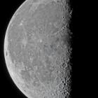 『6㎝アクロマートF20による月面 2021/01/09』の画像