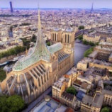 『ノートルダム大聖堂の新たな再生』の画像