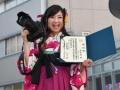 """ももクロ有安杏果、日大芸術学部卒業!目指すは写真家と""""二刀流"""""""
