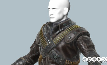 傭兵の衣装