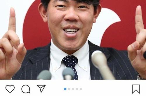 【朗報】山口俊、痩せて男前が増す のサムネイル画像