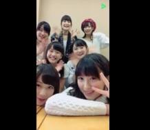 『【動画】チームうお座 Hello!Project LINE LIVE‼︎ 20170107』の画像