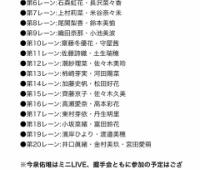 【欅坂46】本日の全握、てちは握手は欠席だけどミニライブには出る様子!