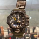 『G-SHOCK MUDMASTER【GWG-1000-1A3JF】』の画像