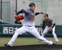 【阪神】岩貞2軍戦5失点も「満足いくボール多かった」